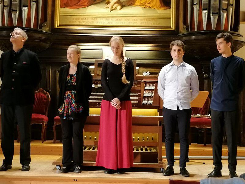 Orgel und mehr